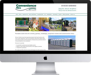 This Oakworth firm supplies portable toilets for events and parties