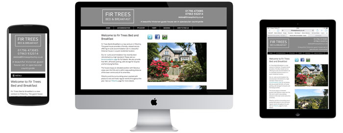 Fir Trees Bed and Breakfast
