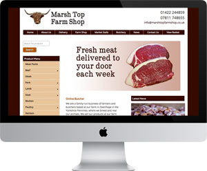 Marsh Top Farm Shop