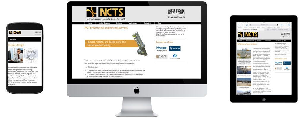NCTS Engineering Design