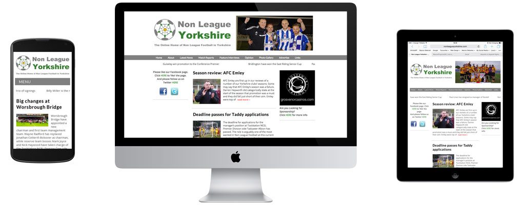Non League Yorkshire